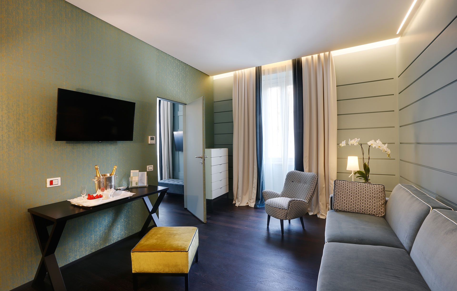 Stendhal Luxury Suites Rome Official Site Best Rates Guaranteed